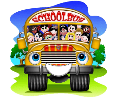 School Bus 381x320